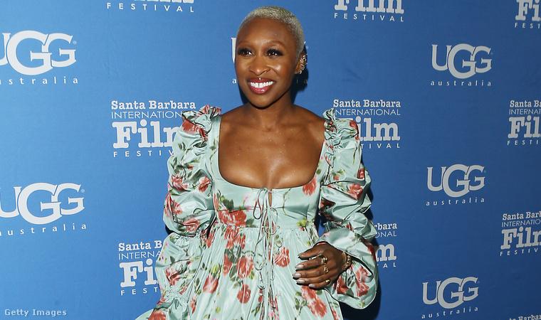 4. Cynthia Erivo január 18-án a Santa Barbara International Film Fesztivál nevű nemzetközi filmfesztiválon Santa Barbarában.