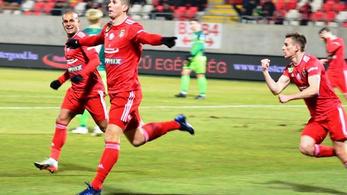 Nyolcgólos meccsen, győzelemmel kezdett a Kisvárda új edzője