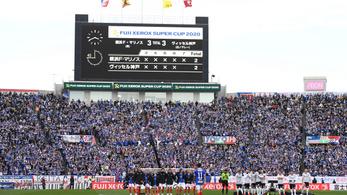 Egymás után kilenc tizenegyest bénáztak el a japán kupadöntőben