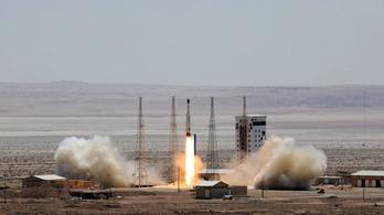 Megint nem sikerült pályára állítani egy iráni műholdat