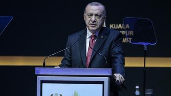 Erdoğan: Sosem fogjuk engedni, hogy ez az álom valóra váljon!
