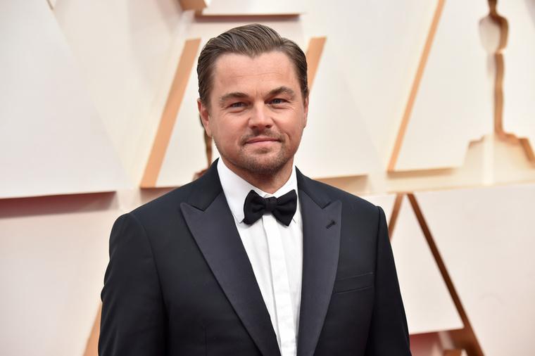 Leonardo DiCaprio a klasszikus eleganciát választotta,...