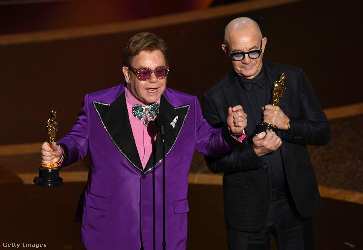 Elton John és Bernie Taupin