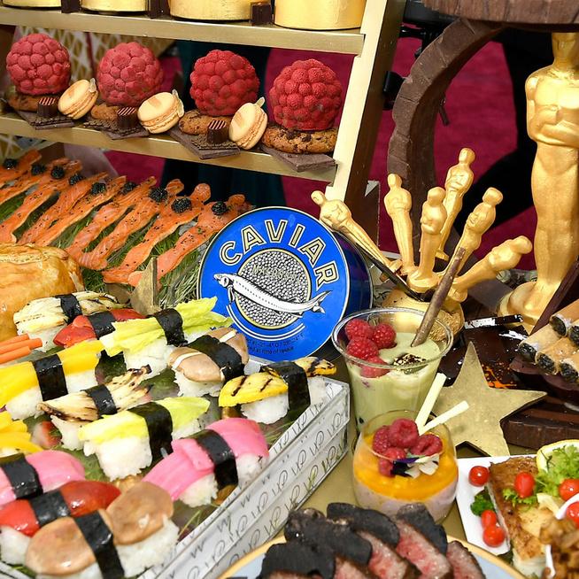 Mit ettek a hírességek az Oscar-gálán? Hollywood a tudatos táplálkozást népszerűsíti