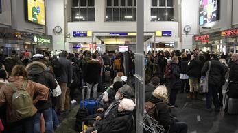 A német vasutat is megbolygatja a Ciara