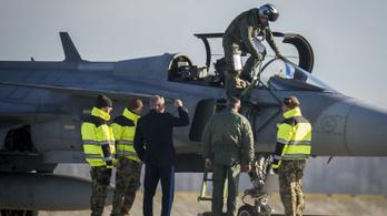A magyar és az olasz légierő felelhet a horvát légvédelemért