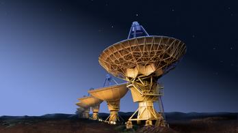 Periodikusan ismétlődő rejtélyes rádiókitöréseket fogtak az űrből
