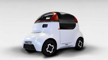 Önvezető jármű a McLaren F1 tervezőjétől