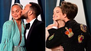 Legendék, Palvinék és Westék puszizkodtak is az Oscar-afterpartin