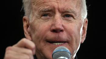 Joe Biden hazug, kutyaképű póni katonának nevezett egy nőt a kampányeseményén