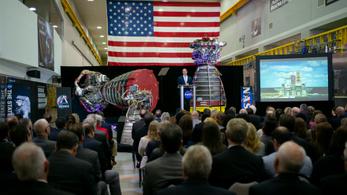 Történetének egyik legnagyobb költségvetéséből gazdálkodhat jövőre a NASA