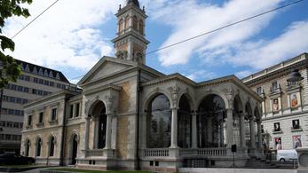 Luxuséttermestül eladta az Ybl Vízházat az MNB alapítványa