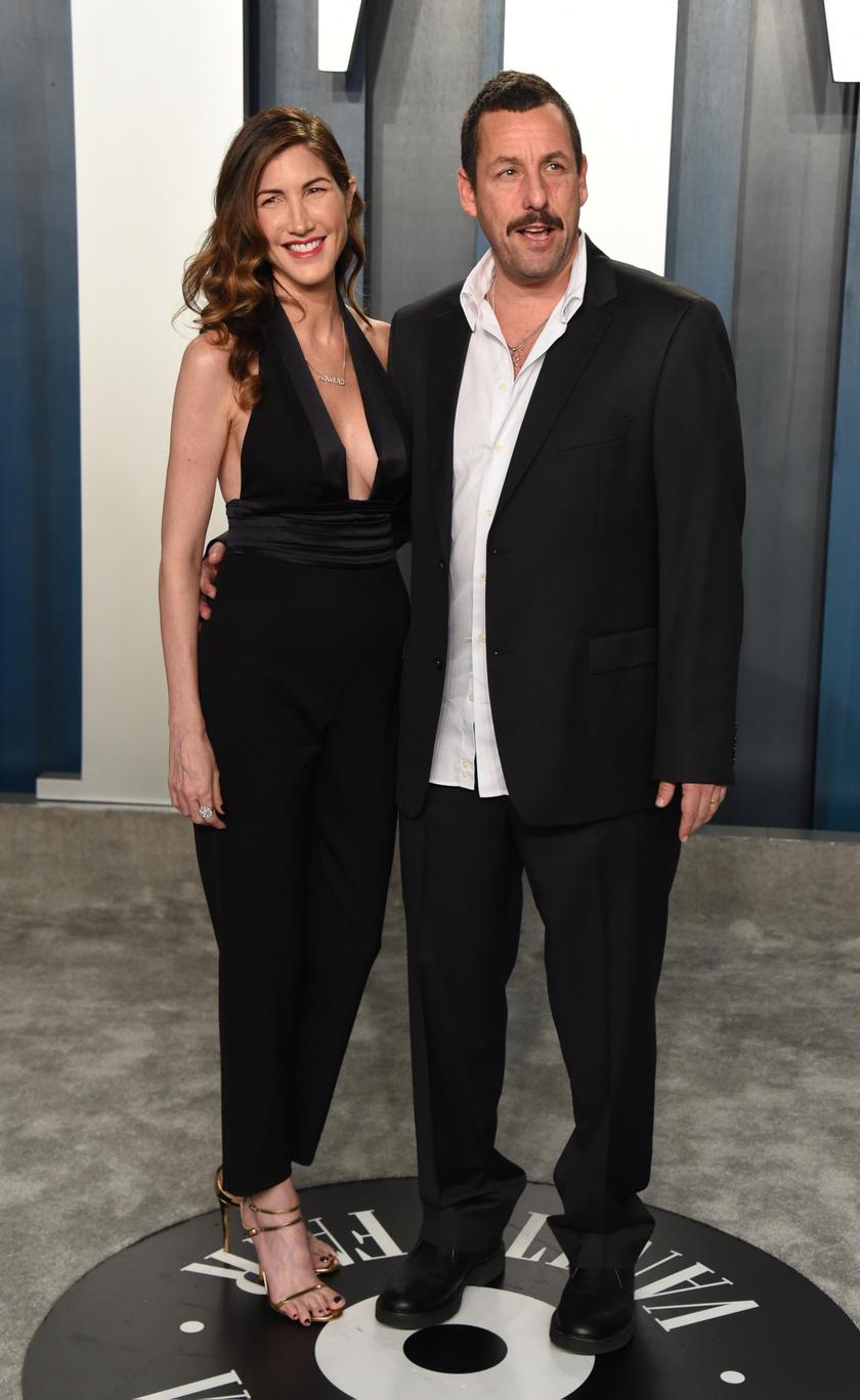 Adam Sandler nagy szerelme, Jackie volt az egyik legdögösebb sztárfeleség.