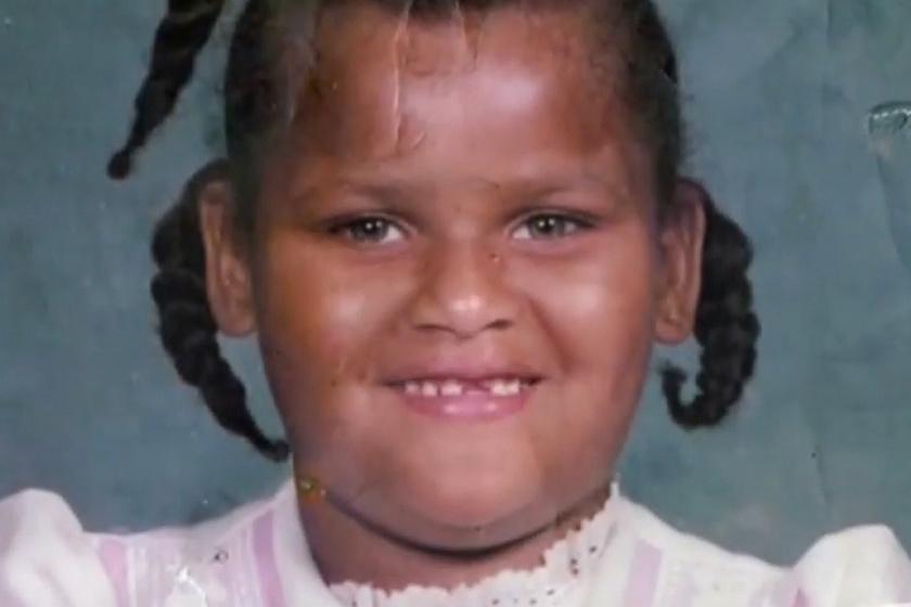 Milla kicsi korától pufók volt, és mivel a szülei azt hitték, egy idő után leadja majd a bébihájat, így nem fogták diétára.