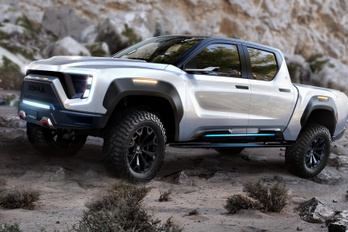 Meglepetés: a GM gyártja a Nikola pickupját