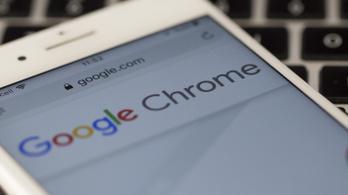A felhasználók helyett is óvatos lesz a Chrome a letöltésekkel