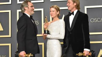 Sosem nézték még ennyire kevesen az Oscar-gálát