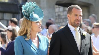 Válik II. Erzsébet legidősebb unokája, Peter Phillips