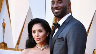 Kobe Bryant özvegye az Instagramon fakadt ki