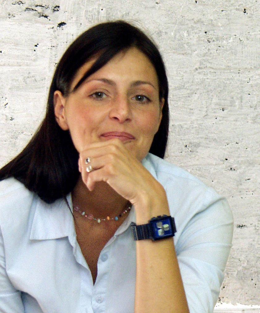 Prokopp Dóra 2003-ban, a Filmmúzeum Rt. vezérigazgatójaként