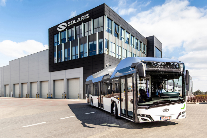 A lengyel Solaris már hosszú évek óta fejleszti és teszteli az üzemanyagcellás buszokat. Zsákutca vagy végül ez lesz a jövő?
