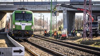 Új vonatállomás épül Újpalotán