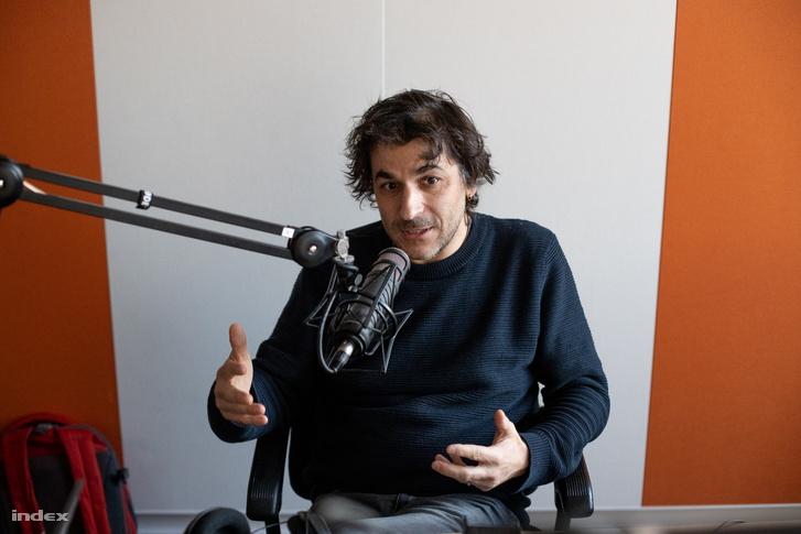 Demetrovics Zsolt pszichológus, egyetemi tanár, ELTE