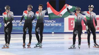 Bombaerős kerettel megy a vb-címért az olimpiai bajnok gyorskoricsapat