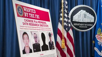 Kína cáfolja, hogy köze lenne 145 millió amerikai adatainak lopásához