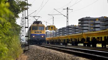 9 milliárdért épít 3 kilométernyi vasútvonalat Mészáros Lőrinc