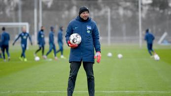 Klinsmann lelépésével újra Petry a Hertha kapusedzője