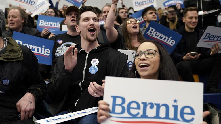 Sanders megnyerte az előválasztást New Hampshire-ben