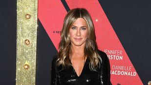 Jennifer Aniston sanyarú gyerekkorából merít erőt nehezebb napjain