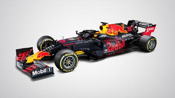 Finomított orral érkezett az új Red Bull-Honda