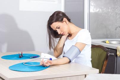 vérnyomásmérés egészség nyitó