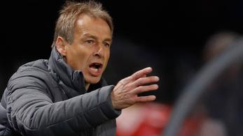 Klinsmann: Öngyilkos küldetésen voltam