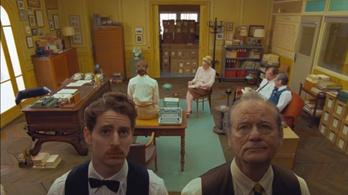 Itt van az új Wes Anderson-film első előzetese