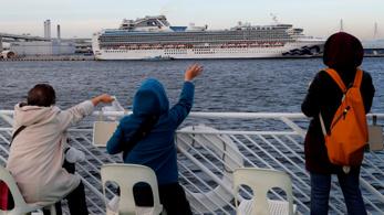 Hazaszállításukat kérik a karanténban ragadt óceánjáró izraeli utasai