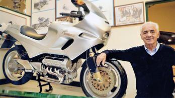Elhunyt Giancarlo Morbidelli, a legendás Morbidelli V8 megalkotója