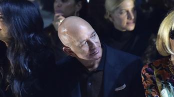 51 milliárd forintért vett házat Jeff Bezos