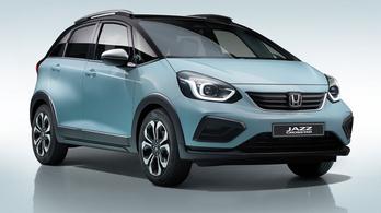 Takarékosabb, szűkebb és drágább lesz az új Honda Jazz