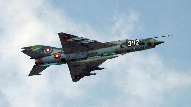 BIAF 2011 és a Krumovói Repülőmúzeum