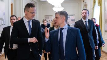 Feszült vita alakult ki a külügyben Ukrajna blokkolása miatt