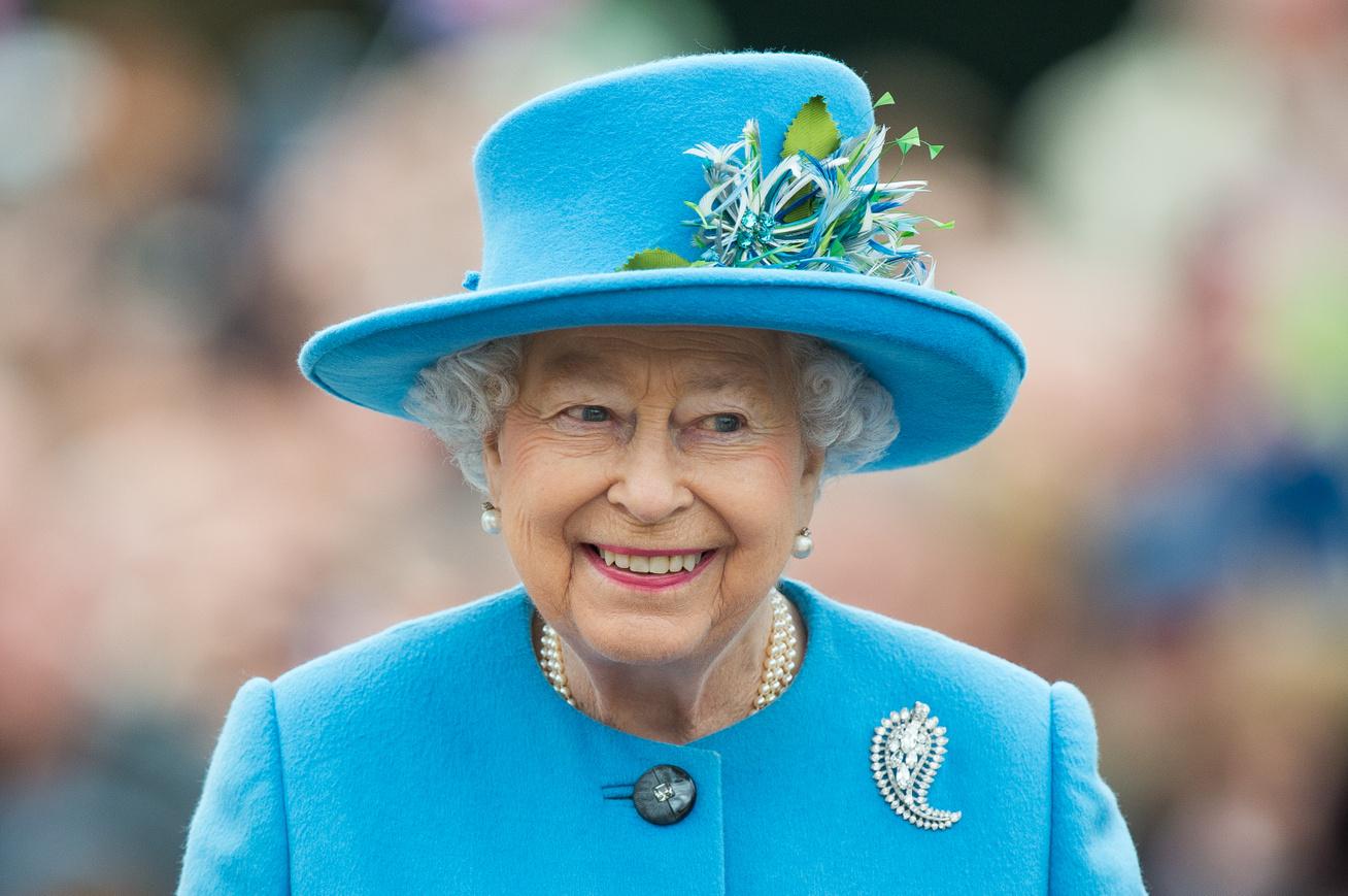 ii erzsébet királynő