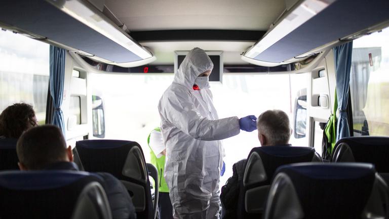 A magyarok nem félnek a koronavírustól