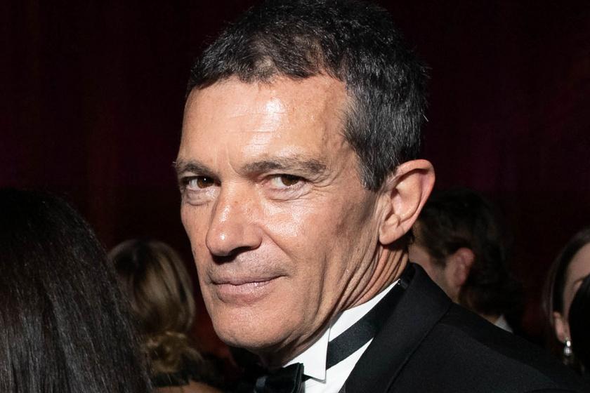 Antonio Banderas lánya barna bombázó - Stella mélyen kivágott ruhában pózolt