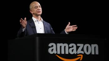 Jeff Bezos kivett 1273 milliárd forintot az Amazonból