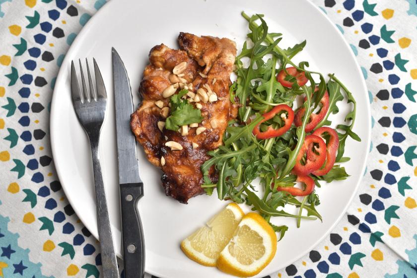 mogyorós csirke cikkhez