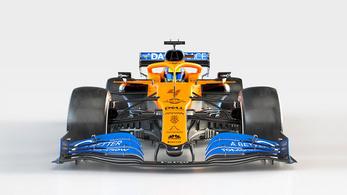 A pilóták is beleszóltak a McLaren mintájába