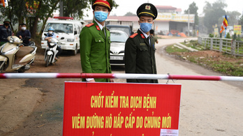 Karanténba helyeztek egy 10 ezer fős települést Vietnámban